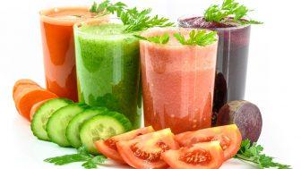 野菜ジュースの真実。本当は一日分の野菜は摂れていない!